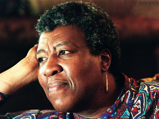 "The work of Octavia Butler was honored at Spelman College's half-day conference, ""Black to the Future.""  (Google Images)"