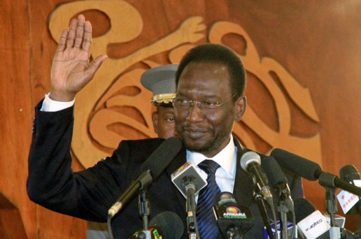 Mali's acting President Dioncounda Traore will not run in the 2013 election scheduled for July 28. (Google Images)