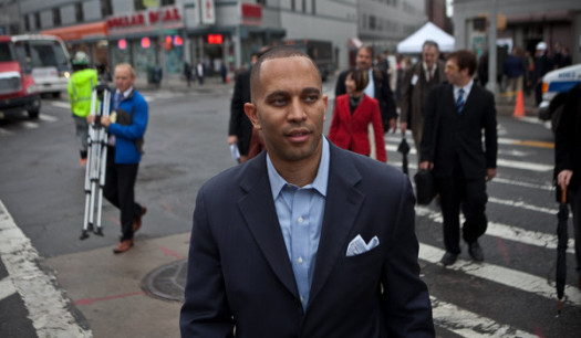 Rep. Hakeem Jeffries, D-N.Y., co-chairman of the immigration task force for the Congressional Black Caucus (CBC) is worried about the removal of diversity visas. (Google Images)