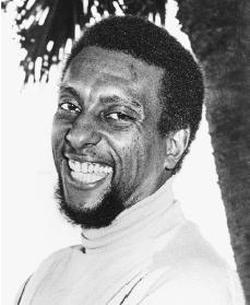SNCC Chairperson Stokley Carmichael, a Trinidadian American, was one of the leading voices of the Black Power Movement. (Photo Credit: Notable Biographies)