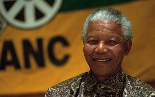 Former South African president Nelson Mandela is being held up in prayer by family, friends and the religious community. (Google Images)