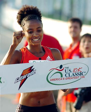 Pregnant Ethiopian Olympic runner Meskerem Legesse has died at age 26. (Google Images)