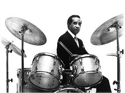 Hall of Fame jazz percussionist Max Roach was a pioneer of the Bebop style of jazz.  (Photo Credit: Google Images)