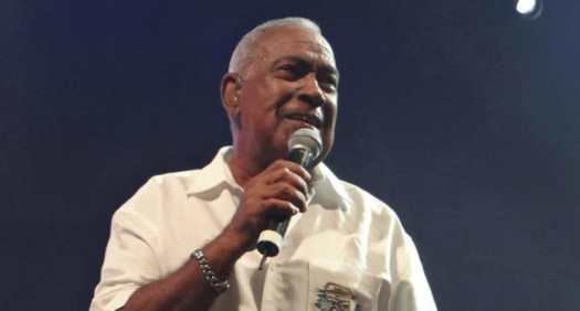 Salsa legend Cheo Feliciano has died in a car crash. He was 79.  (Photo Credit: Google Images)
