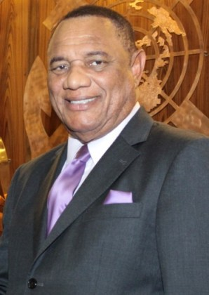 Bahamas Prime Minister Perry Christie.  (Photo Credit: Wikipedia)