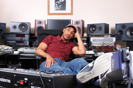 Legendary Hip-Hop producer Prince Paul.  (Photo Credit: Donald Hight)