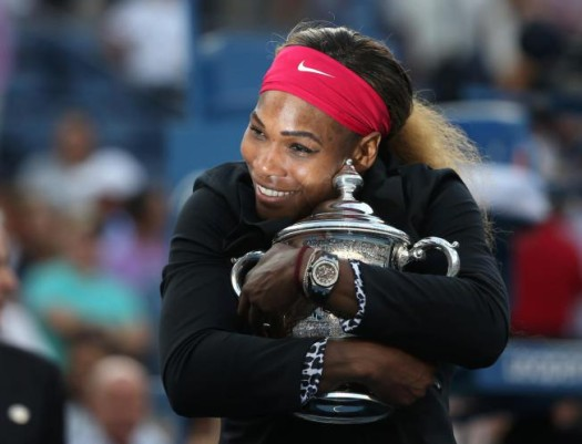 Tennis legend Serena Williams wins U.S. Open, her 18th singles title. (Google Images)