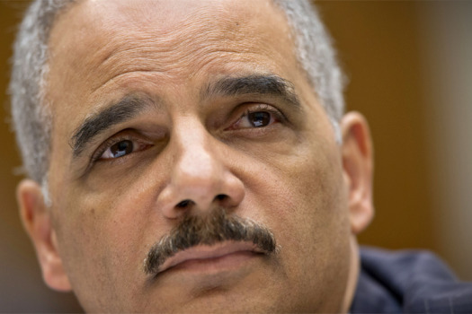 The Nation's First African-American U.S. Attorney General Eric Holder to step down. (Google Images)
