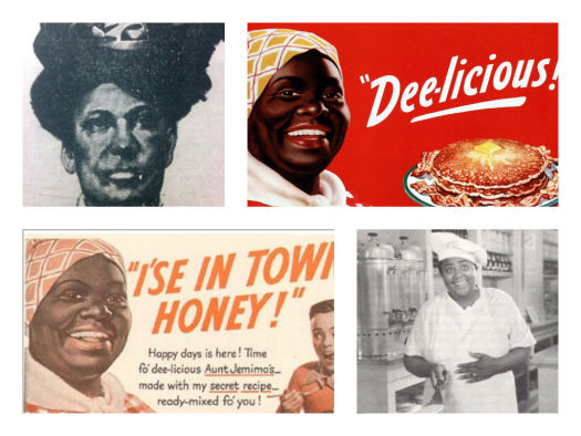 The heirs of Nancy Green and Anna S. Harrington are suing Pepsi Co. for revenues earned from the Aunt Jemima brand. (Photos: Google Images)