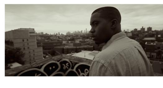 Nasir 'Nas' Jones  (Photo Credit: Tribeca Film Institute)
