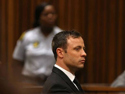 Fallen Paralympian athlete Oscar Pistorius' sentencing hearing started today. (Photo Credit: Google Images)