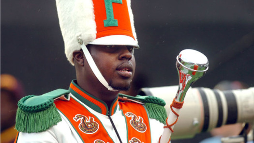 "Drum major Robert Champion, 26, died after participating in a 'hazing' ritual known as 'Crossing Bus-C"".  (Photo Credit: Google Images)"