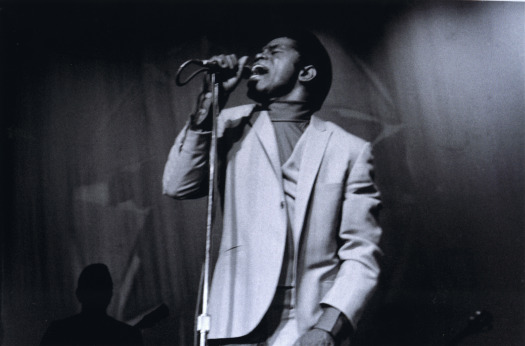 Legendary performer James Brown. (Photo Credit: Emilio Grossi/HBO)