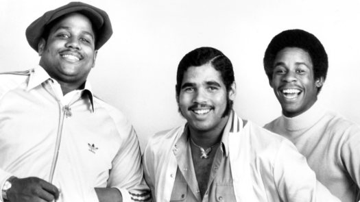 """Founding member of the Sugar Hill Gang, Henry 'Big Bank Hank' Jackson (l) has passed away. (Also pictured: Michael """"Wonder Mike"""" Wright (c) and Guy """"Master Gee"""" O'Brien (r).  Photo Credit: Google Images"""