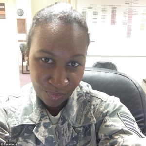 Reservist Shaneka Nicole Thompson was shot by Ismaaiyl Brinsley, 28, who went on to kill two Brooklyn PD officers. (Google Images)