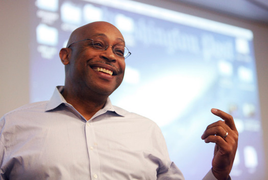 Pulitzer Prize winning photographer Michel du Cille dies at 58. (Photo credit: Indiana University)