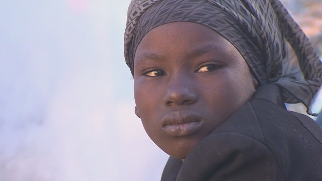 A young girl is orphaned after Boko Haram attacks. (Photo: Google Images)