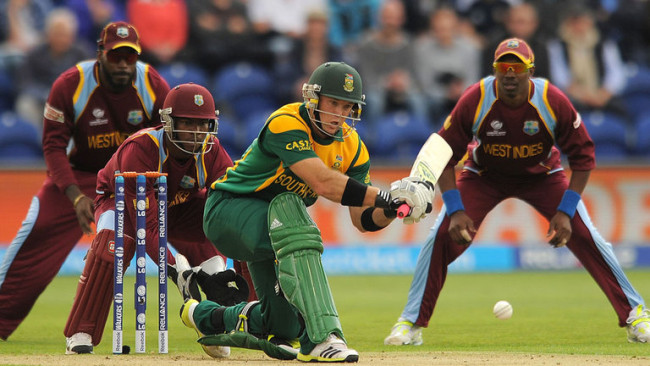 South Africa routed the West Indies in a historic ICC Cricket World Cup match.  (Photo: Google Images)