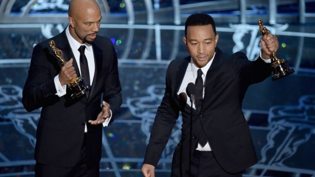 Rapper Common and Singer-songwriter John Legend won the 2015 Best Song Oscar for the song 'Glory,' for the film 'Selma.' Photo: Google Images