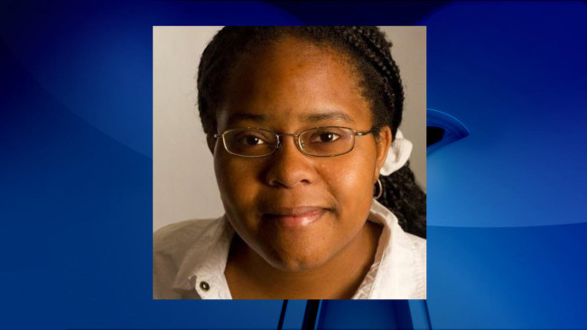 Journalist Charnice Milton, 27, was shot and killed while at a bus stop.  (Photo Credit: NBC Washington)
