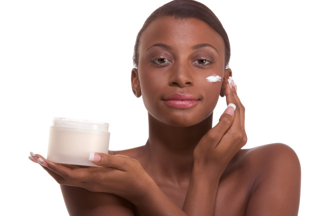 Skin-whitening or skin-lightening cremes have been banned in the Ivory Coast. (Photo Credit: Bellanaija.com)