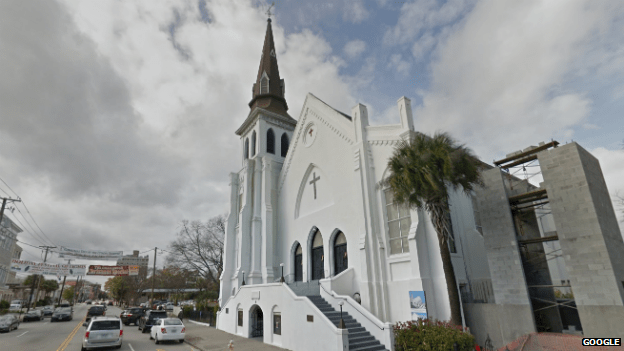 The historic Emanuel African Methodist Episcopal Church. (Photo Credit: Google Image)