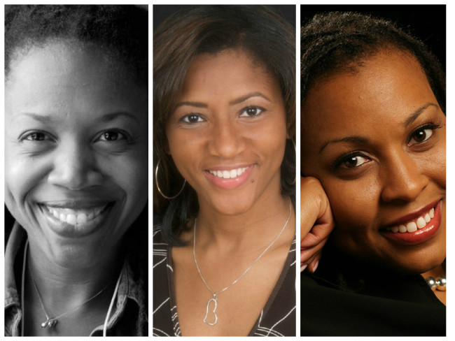 Natalie Bullock Brown, Carletta Hurt and Ella Turenne have crowdfunding projects that shed light on issues affecting black women. (Photos: Google Images)