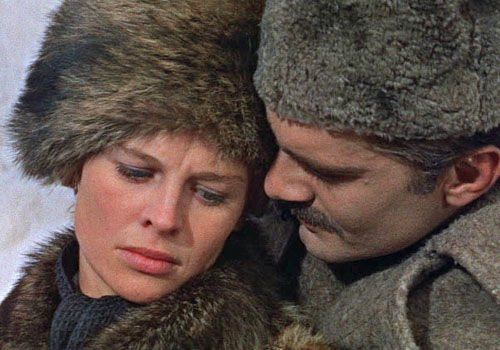 Omar Sharif starred opposite Julie Christie in Dr. Zhivago. (Photo: Google Images)