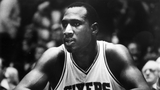 "Legendary basketball player Darryl 'Chocolate Thunder"" Dawkins has died at age 58. (Photo: Google Images)"