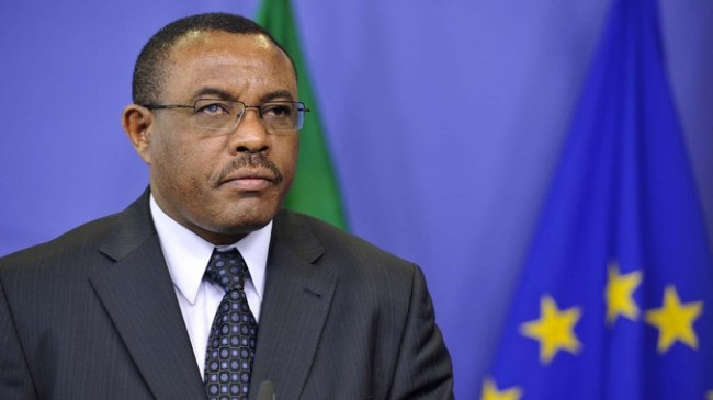Ethiopian Prime Minister Hailemariam Desalegn has backtracked on 'master plan' to expand Addis Ababa. (Photo: Google Images)