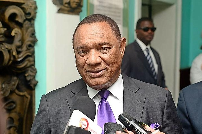 Bahamian Prime Minister Perry Christie. (Photo: Google Images)