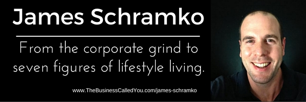 James Schramko – From The Corporate Grind To Seven Figures of Lifestyle Living