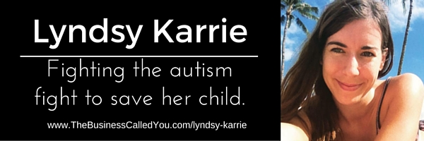 Lyndsy Karrie and Curing Autism