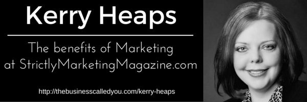 Kerry Heaps: Talking Strictly Marketing With KerryHeaps.com