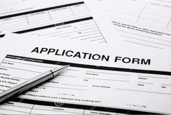 What is job application-Type of employment applications