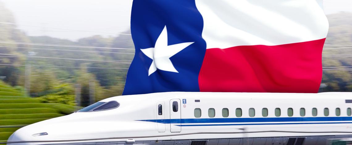 texas high-speed rail