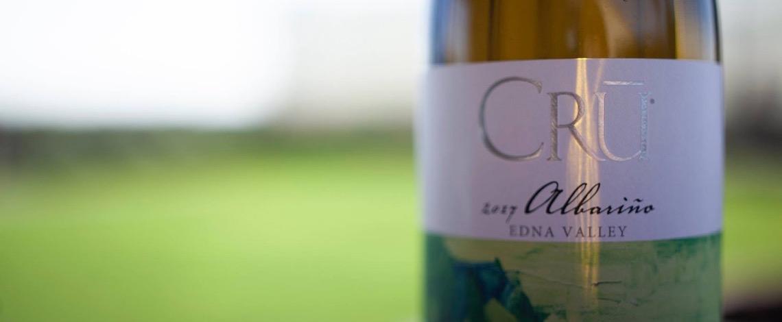 cru winery albarino