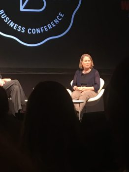Diane Green of Google Cloud at WIREDBizCon
