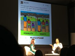 Erica Baker of #Slack at WIREDBizCon