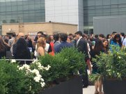 WIREDBizCon cocktail party on the roof