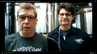 Wonder Women Podcast S1E6 – Deb Loch and Jill Pavlak of UrbanGrowlerBrewing.com