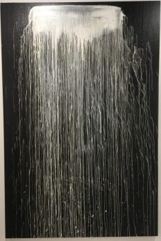 Pat Steir - Something Waterfall - 2015