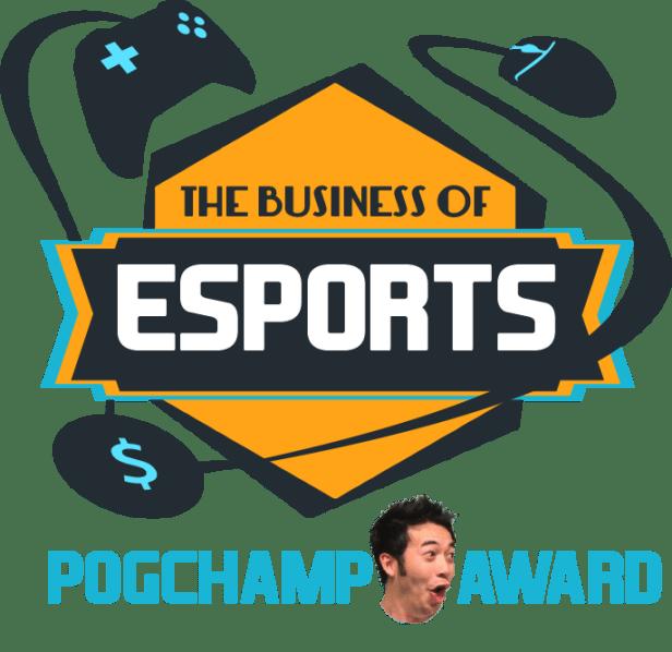esports rating - pogchamp