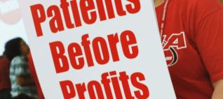 patients before profit