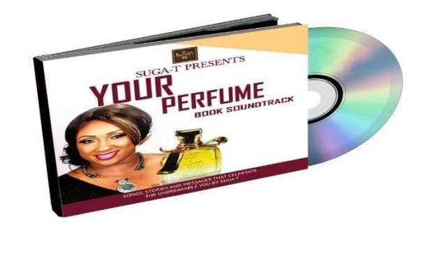 Suga-T Presents 'YOUR PERFUME' Book & CD