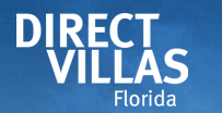 logo Direct villas Florida