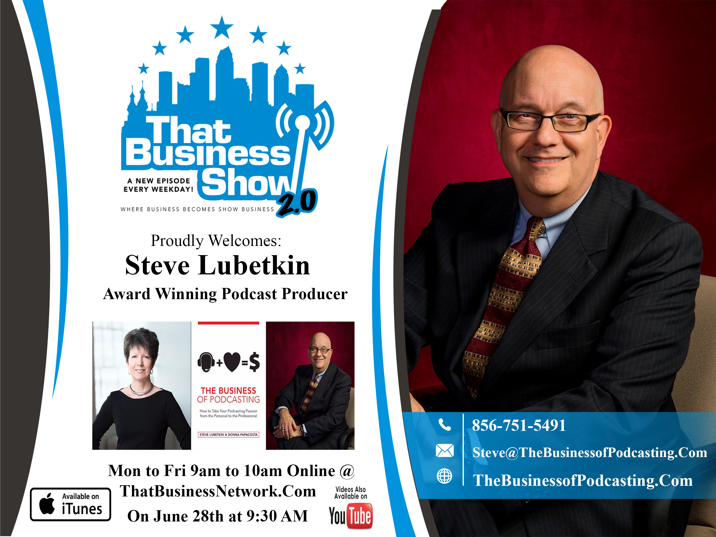 That Business Show-Promo Card
