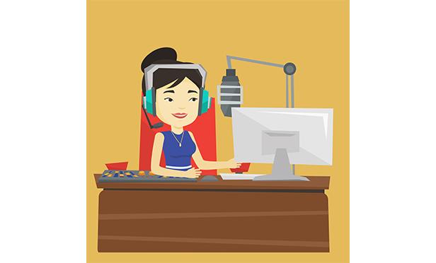 CartoonPodcaster