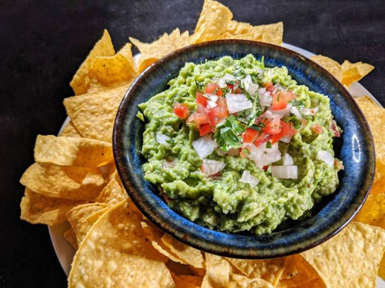 The Best Guacamole You've Ever Had