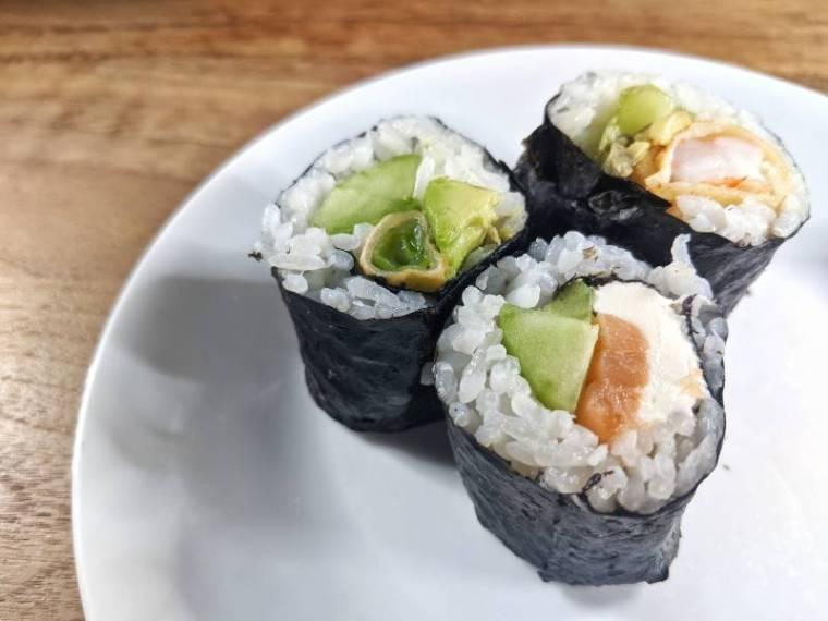Buslife Sushi Four Ways